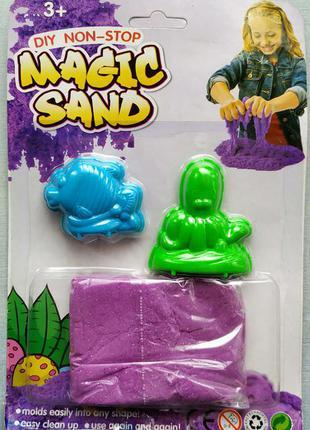 Набор для творчества магический песок в блистере