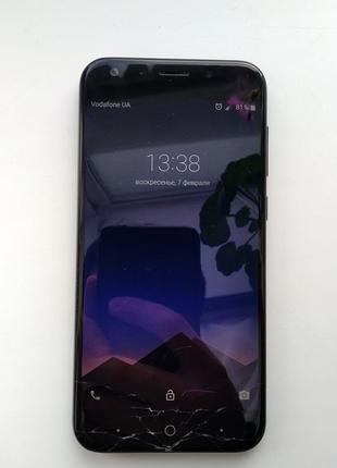 Смартфон ZTE BLADE A6 LITE Black мощный акумулятор, телефон, Ф...