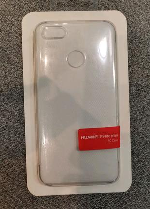 Оригинальный чехол на Huawei P9 Lite. НОВЫЙ