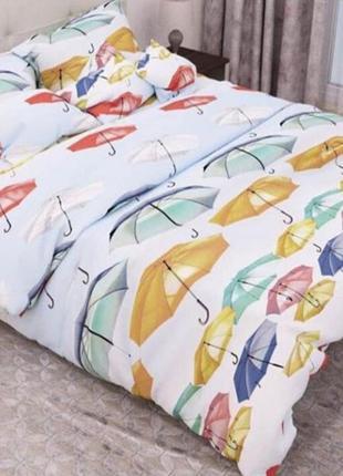 Качественный постельный набор 2-спальный комплект