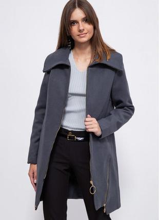 Пальто на подкладке, кашемировое пальто