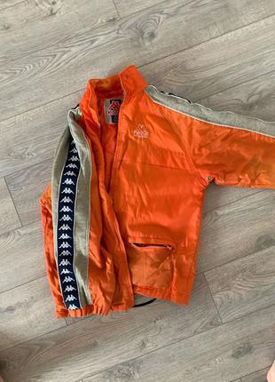 Kappa куртка ветровка