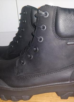 Ботинки кожаные утепленные geox yeti оригинал