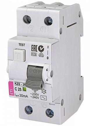 Дифференциальный автомат ETI KZS-2M (2173126)