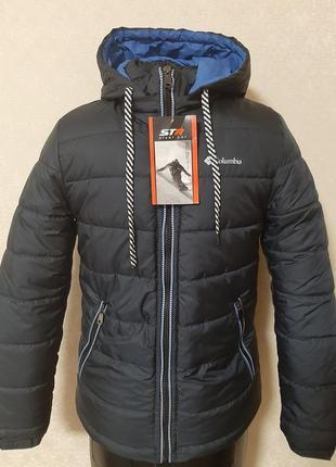 ❄🌨❄мужская/подростковая  пуховик-куртка зима🌨❄