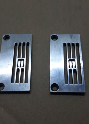 Игольная пластина 14-889 для плоскошовной машины Kancai Special