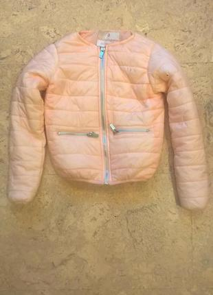 Новые курточки для девочек демисезонные  lulu castagnette перс...