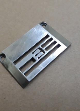 Игольная пластина 14-614 для плоскошовной машины Kancai Special