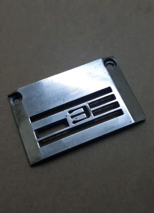 Игольная пластина  для плоскошовной машины Kancai Special