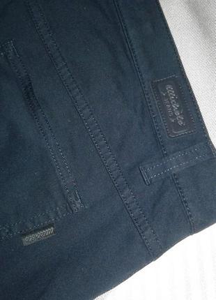 Капри бриджи шорты женские котоновые темносиние michele р xl