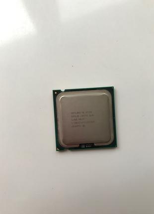 Intel core 2 quad/ 2.5 GHZ/1333
