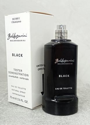 Baldessarini Black 75 ml тестер для мужчин (оригинал)