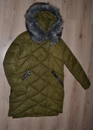 Курточка пальто   зима сост отл женское