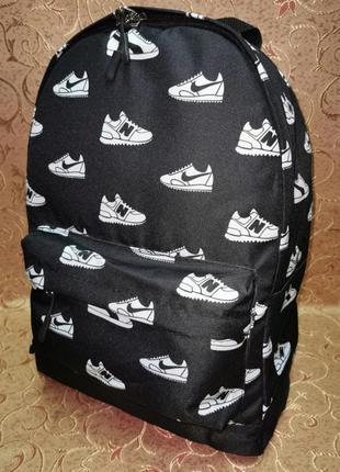 Городской мололежный  рюкзак