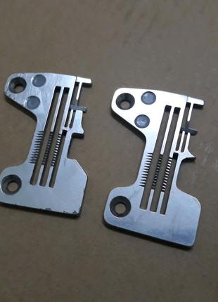Пластина игольная R4305J6EE00  - 4-x   ниточный оверлок