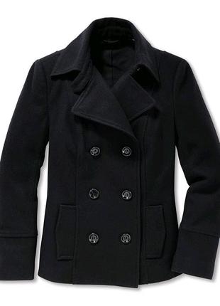Пальто TCM Tchibo шерсть. Деми