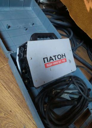 Сварочный инвертор Патон 160с