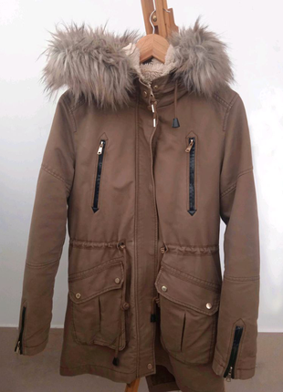 Куртка - парка Bershka