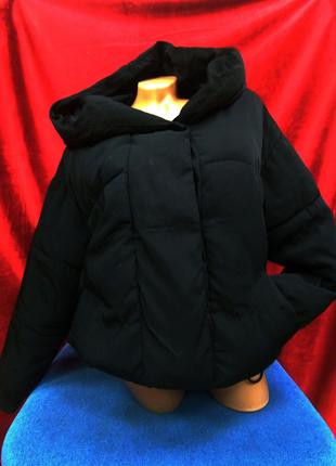 Тренд!Короткий пуховик/куртка оверсайз от Pull&Bear