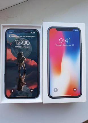 Продам IPhone X 256gb