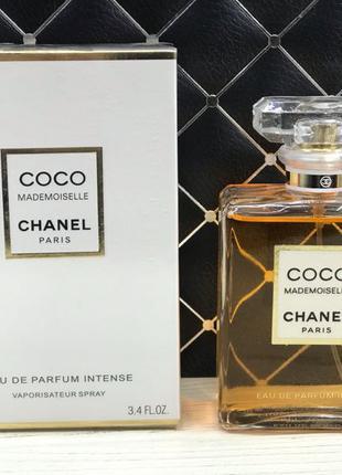 Парфюм для женщин Chanel Coco Mademoiselle Eau De Parfum Intense1
