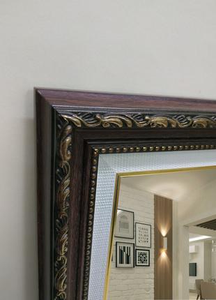 Зеркало в классическом венге