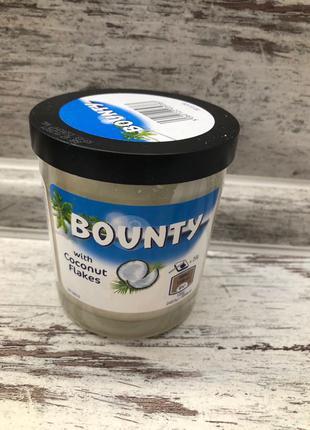 Шоколадная паста Bounty With Coconut Flakes, с кокосовыми хлопьям