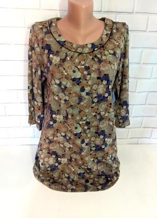 Блуза, туника с принтом