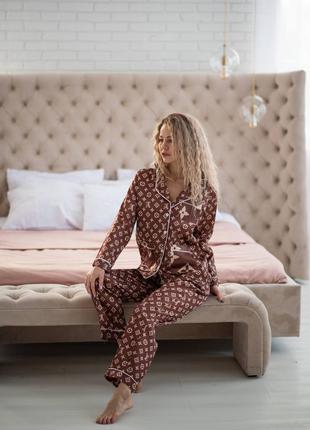 Пижама Рубашка | Женская Пижама | Подарок Девушке