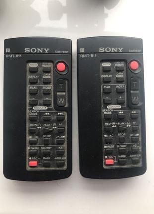 Пульт Sony RMT-811
