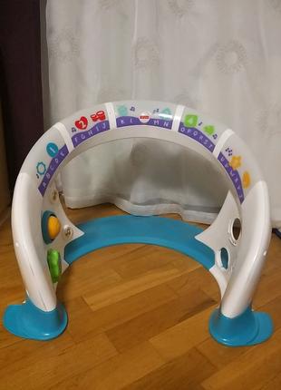 Музыкальный центр для детей fisher price Bright Beats