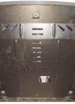 Защита двигателя Kia Rio IV 2011-2016 Кольчуга оцинкованная