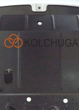Защита двигателя Chery Tiggo 2018- Кольчуга