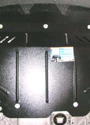 Защита двигателя Skoda A5 2004- Кольчуга кроме авто с Webasto