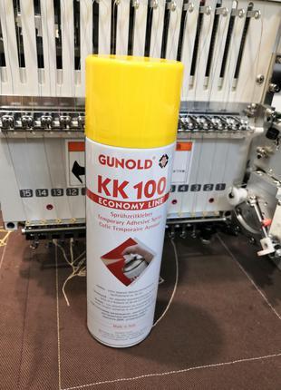 Клей-спрей временной фиксации GUNOLD 100, 500 ml