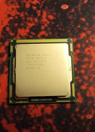 Процесор Intel Core i5 650 (3.2-3.46GHz)