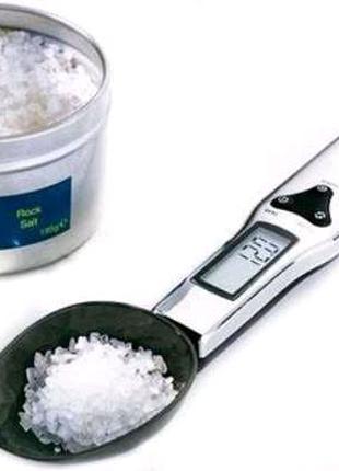 Электронная Мерная ложка-весы Digital Scale цифровая до 500г