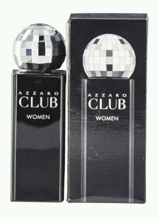 100 ml Azzaro Club Women Azzaro для женщин