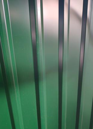 Профнастил (Профлист), металлопрофиль,  по заводской цене