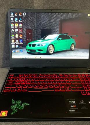Игровой ноутбук Asus TUF Gaming FX505GE(GTX 1050 Ti/Intel i5-8300