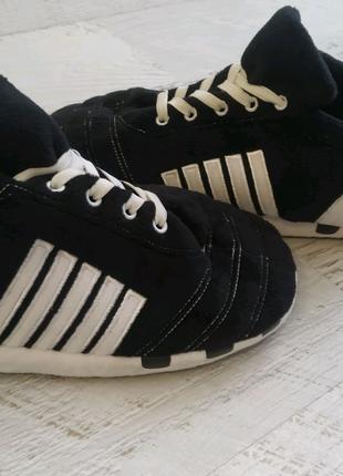 Мужские тапочки- кроссовки