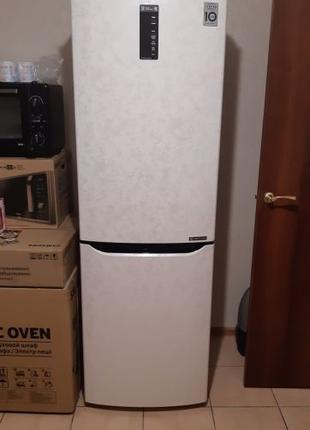 Двухкамерный холодильник LG GA-B429SEQZ
