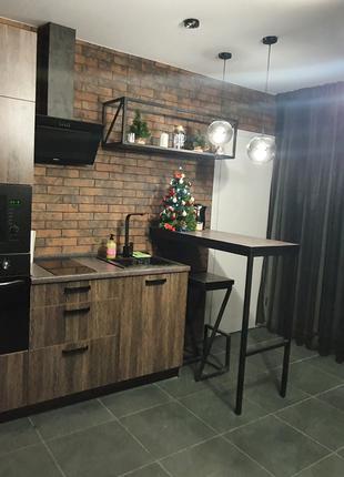 Сдам квартиру в новострое с авторским ремонтом Алексеевка