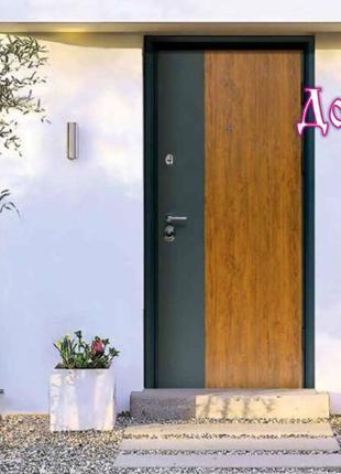 Двери для частного дома. Двері для приватного будинку.