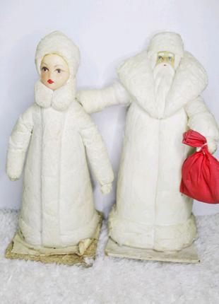 Дед мороз и Снегурочка СРСР