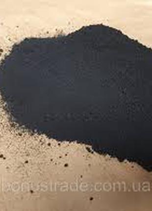 Краситель, пигмент для бетона Bayferrox IOX черный