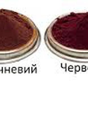 Краситель, пигмент для бетона Bayferrox IOX коричневый