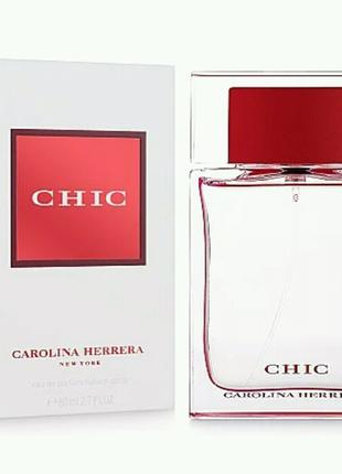 80 мл Carolina Herrera Chic For Women (Ж)