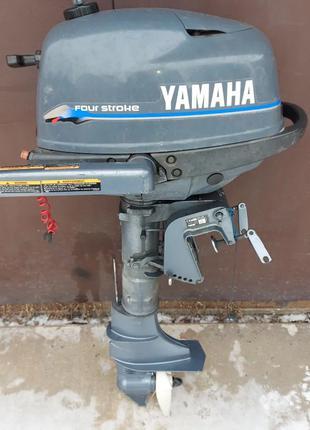 Лодочный мотор Yamaha F4AMH 68D S