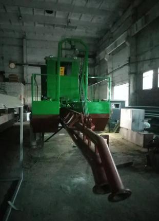 Земснаряд DRW-800/40 для добычи песка и ила